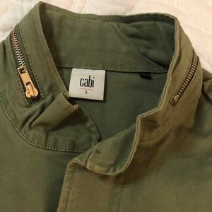 CAbi Jackets & Coats - Casual but sleek long military style vest 😎